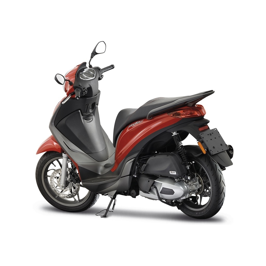 Medley S 125 ABS - Rosso