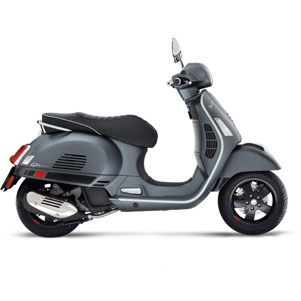 GTS SUPERSPORT 125 4V ABS - Grigio
