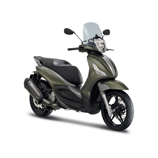 Beverly Sport Touring 350 ABS - Verde