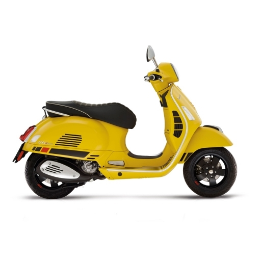 GTS SUPERSPORT 300 ABS - Giallo