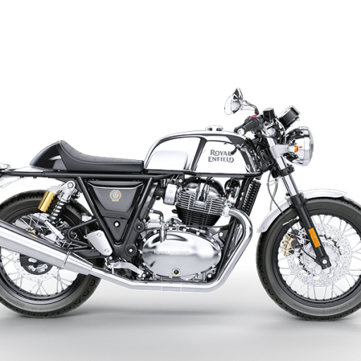 CONTINENTAL GT 650 ABS CHROME (prezzo f.c.)